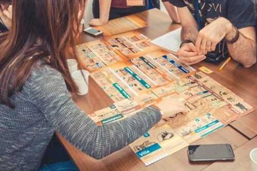 training games for employees